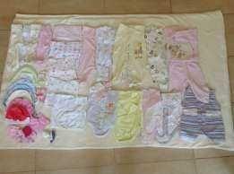 новорожденному пакет вещей