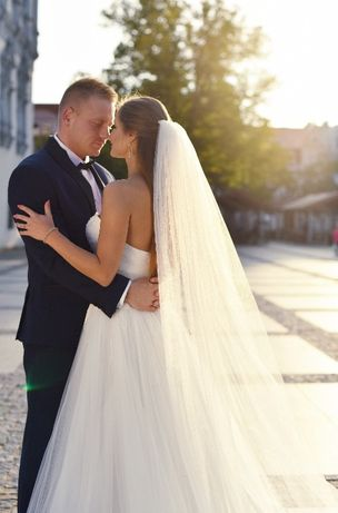 Wyjątkowa ślubna Enzoani + etola