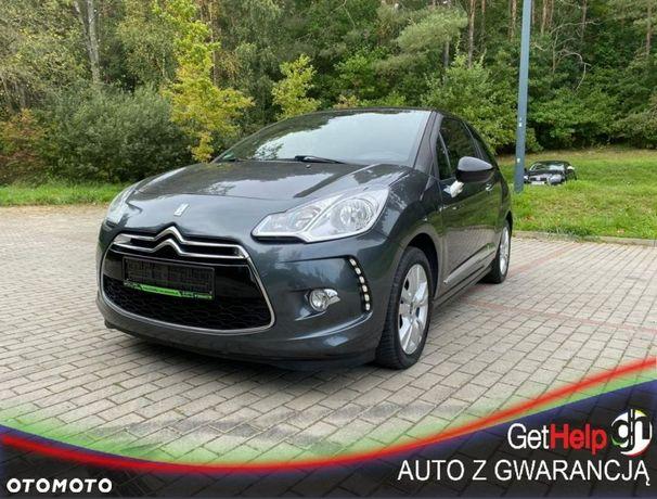 Citroën DS3 • Gwarancja w cenie auta