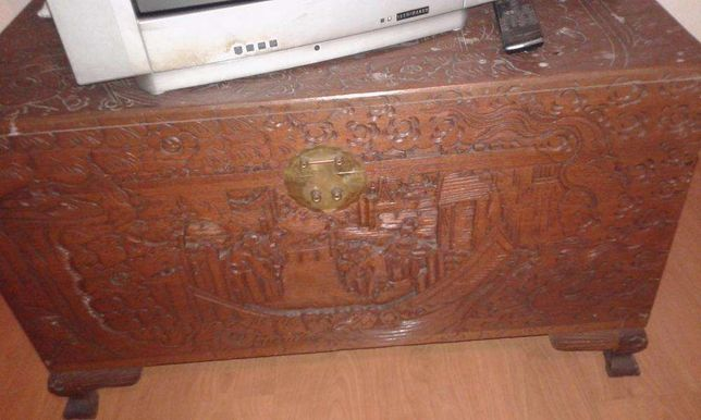 arca de cânfora
