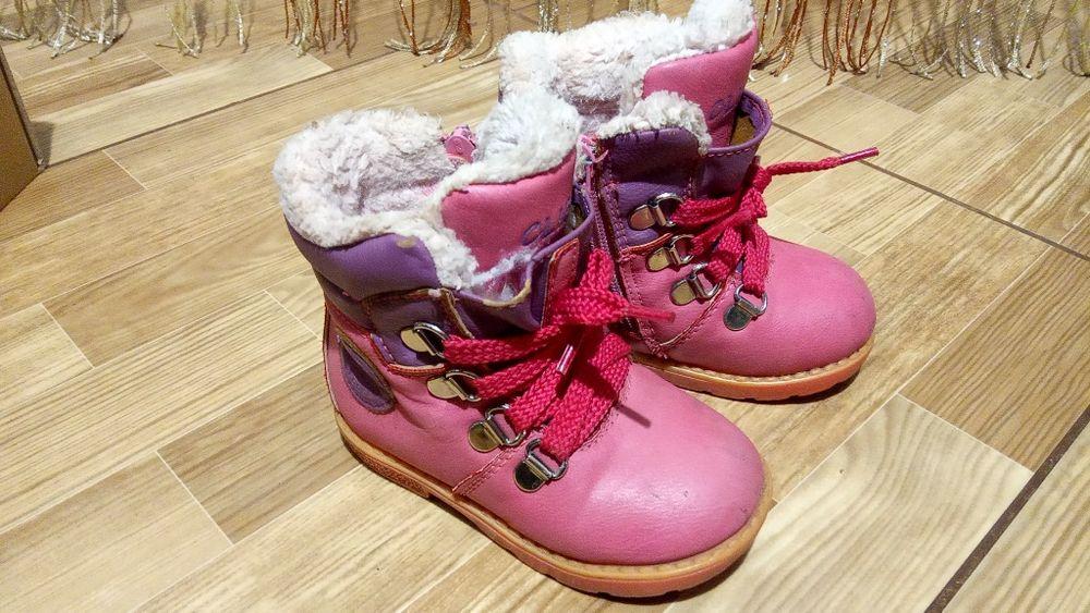 Черевички зимові, ботінки для дівчинки, боти, ботинки Луцк - изображение 1