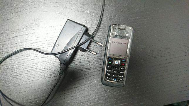 Nokia 6020 z ładowarką i mocną baterią, bez Simlocka