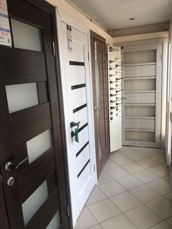 Межкомнатные двери с монтажем