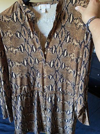 Vestido túnica Michael Kors Nova