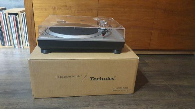 TECHNICS SL-1500C   ortofon 2m red OKAZJA