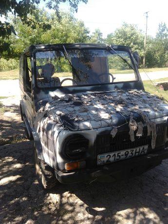 ЛуАЗ, ЗАЗ 969