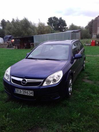 Vectra c 2007 r sprzedam lub zamienię na małe dostawcze auto