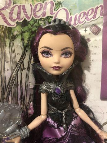 Кукла Ever After High Рейвен Квин базовая нрфб