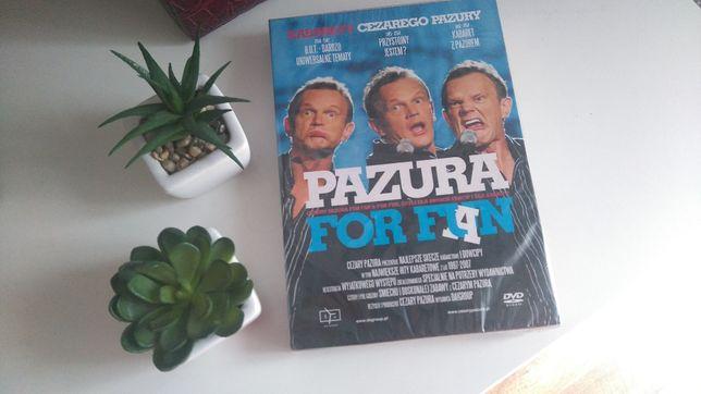 Kabarety Cezarego Pazury, 3 płyty DVD