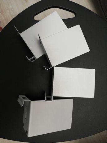 Separadores de estante IKEA inreda 10035 como novo