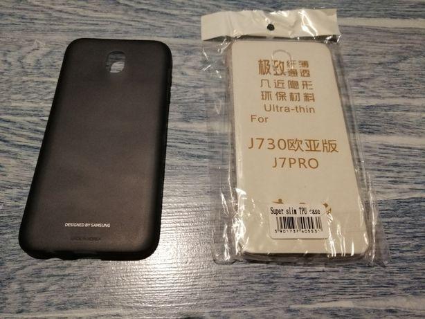 Samsung J5 2017 J530 J7 2017 J730 Case Etui tył slim