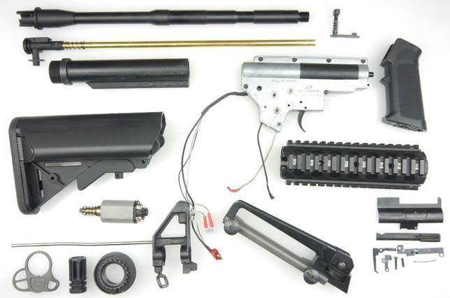 Części M4 LMT Defender RIS ASG/Ultimate
