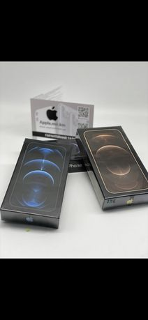 Iphone 12 Pro Max 256 blu gray Gold Silver