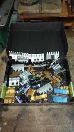 Material de eletrónica e elétrico