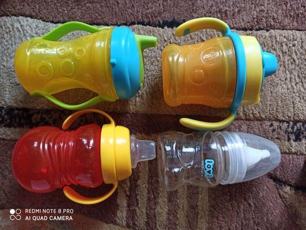 Butelki dla dzieci