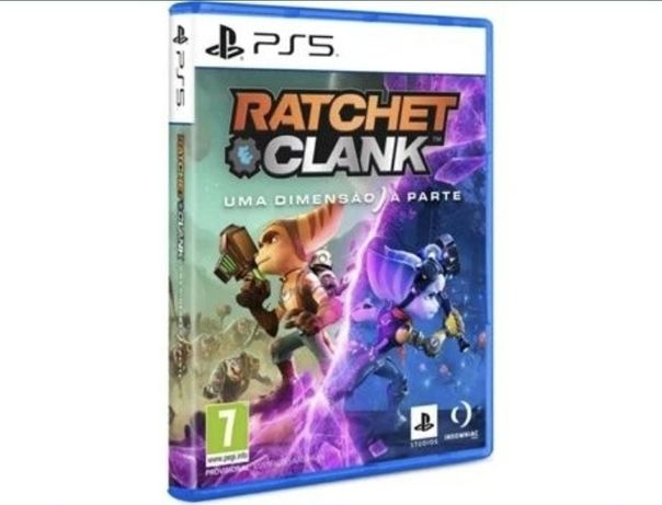 Playstation 5 Ratchet and Clank Rift Apart