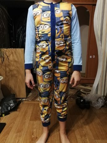 Пижама Миньон 9 лет