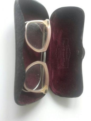 zabytkowe okularki. antyk