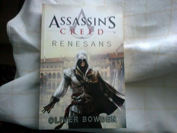 Assassins Creed Renesans - OliverBowden
