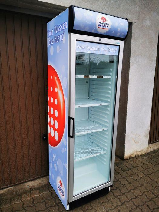 Lodówka chłodziarka sklepowa przeszklona ESTA z Niemiec Inowrocław - image 1