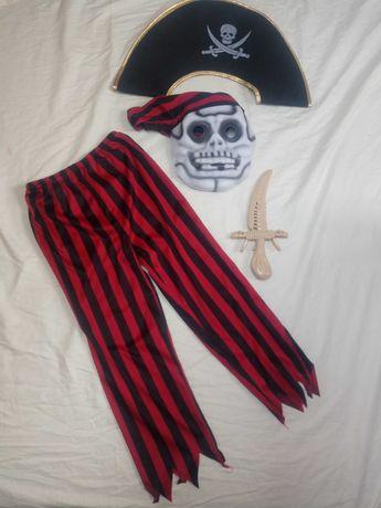 Strój pirata,5-7 lat