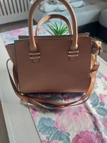 Nowa ruda torebka damska