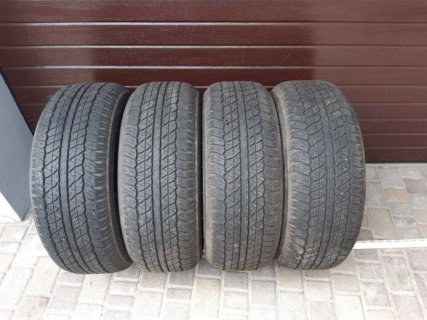 Резина Dunlop GrandTrek AT20 265/60 R18 110H