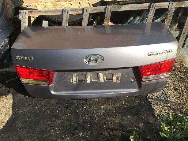 Hyundai Sonata NF кришка багажника криша