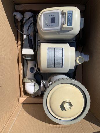 Pompa basenowa Intex generator chloru