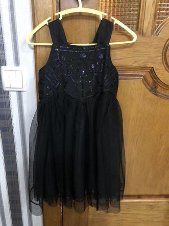 Платье нарядное HM на девочку 3-5 лет на рост 110 - 116 H&M новогодний