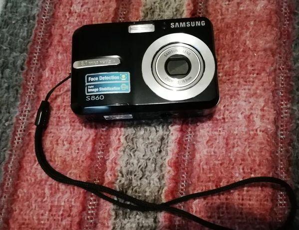 Máquina fotográfica Samsung S860