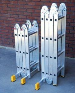 АКЦІЯ!!! Драбина-транформер 7в1 HIGHER(Польща) лестница алюмінієва