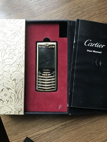 Телефон Vertu Cartier Diabolo