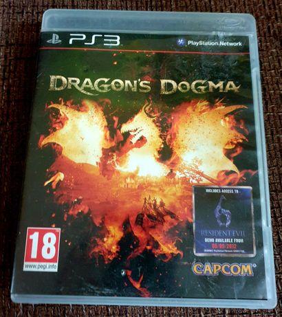 Dragons Dogma gra na konsole PS3