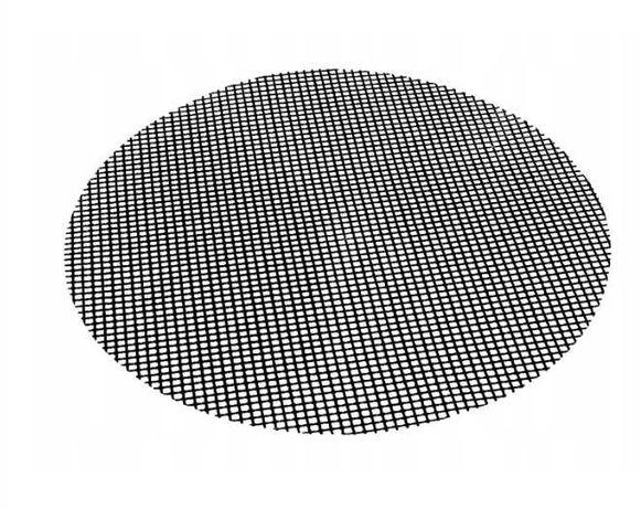 Mata teflonowa siatka okrągła 40 cm grill BBQ