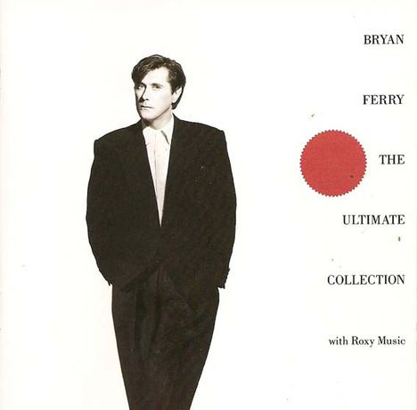 CD Bryan Ferry Roxy Music