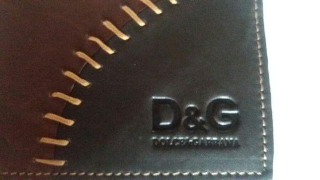 Продам срочно новый портмоне Dolce Gabbane