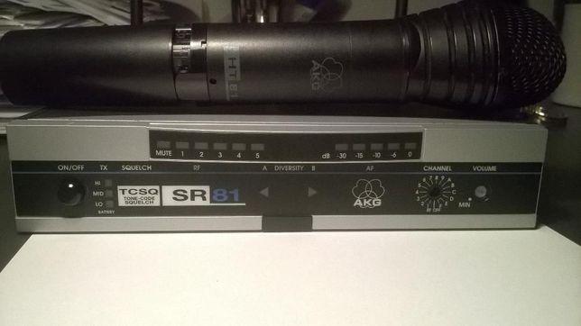 AKG SR81 mikrofon bezprzewodowy