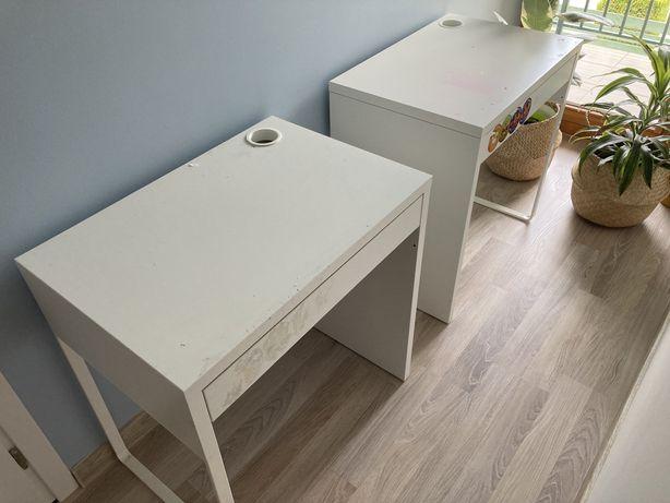 Ikea Micke biurka 2 szt.