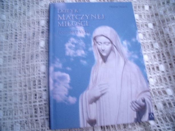 """Książka """"Dotyk matczynej miłości"""""""