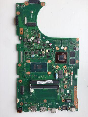 Asus x756uxm main board rev. 3.2 не рабочая