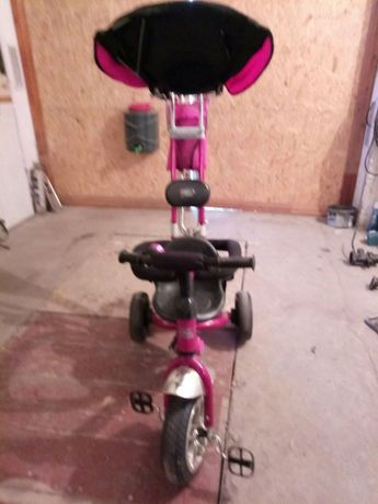 Детский трехколесный велосипед Azimut