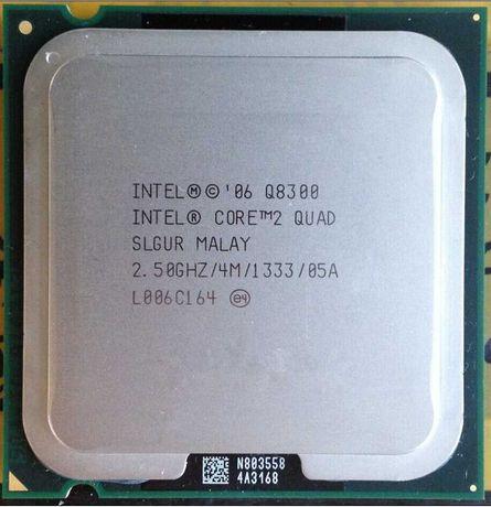 Продам 4-Х ядерный процессор s775  Intel  Quad Q8300