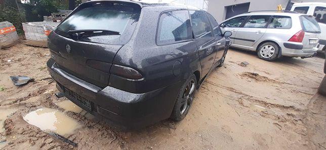 2004 Alfa Romeo 156 1.9 JTD 140KM 192A5000 kolor 846/A Silnik części
