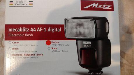 Вспышка для Pentax - Metz mecablitz 44 AF-1 digital