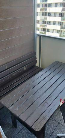 Meble ogrodowe/balkonowe