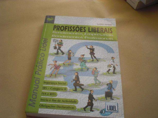 Manual Prático Lidel/ Profissões liberais