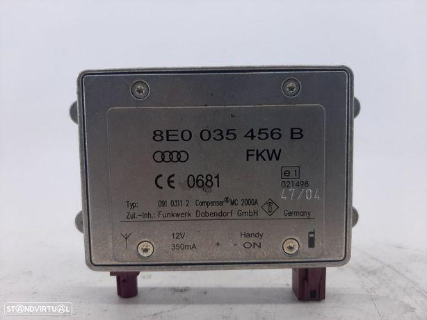 Centralina Amplificador Audi A4 (8Ec, B7)