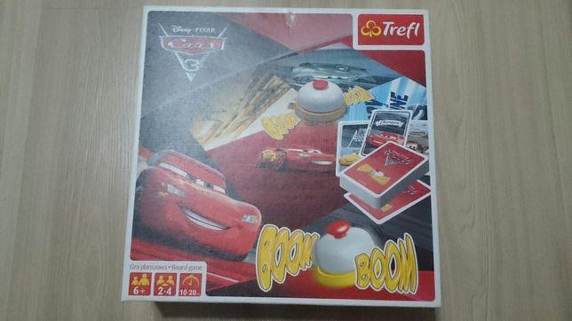 Gra Boom boom Trefl Cars 3