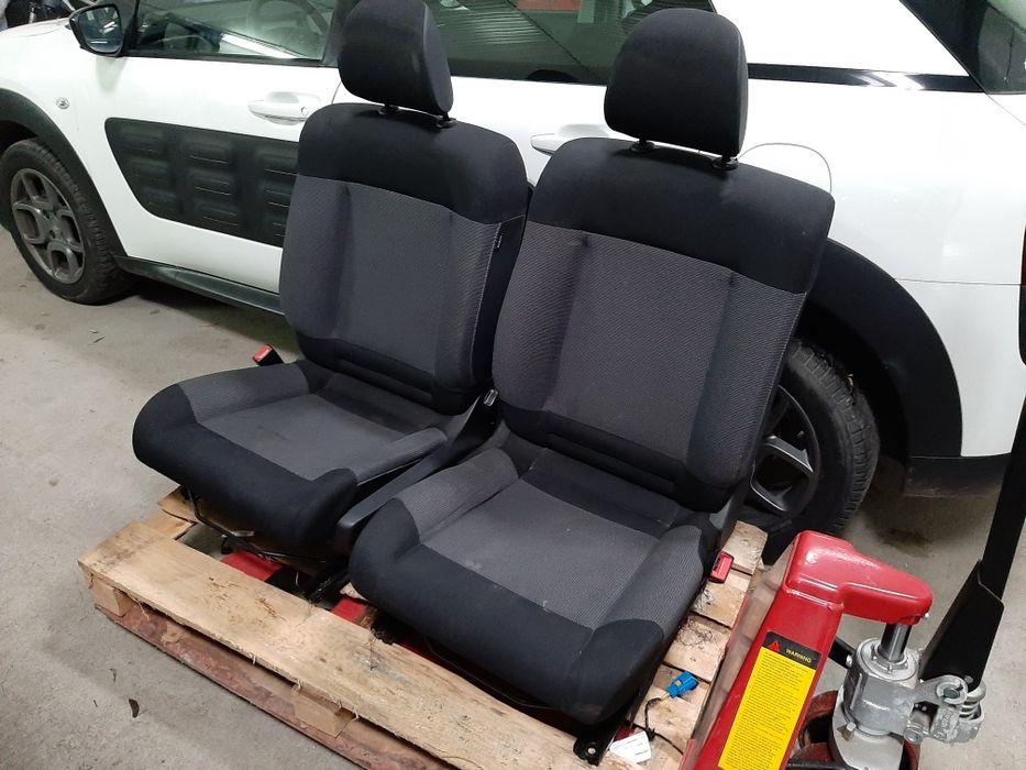 Fotele citroen c4 cactus fotel kierowcy pasażera. Ruszcza - image 1